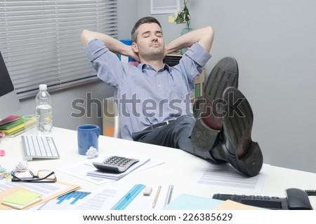 lazy female manager - photo #14