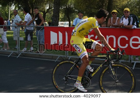 Le Tour de France 2007(Tour of France 2007),  is the most famous and prestigious speeding road bicycle race in the world.