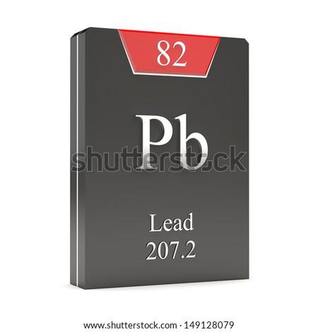 Lead symbol pb element periodic table stock illustration 106733897 lead pb 82 from periodic table urtaz Gallery