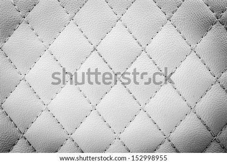 Leather background (Special process style) - stock photo