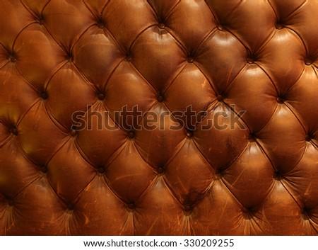 leather pattern background. - stock photo