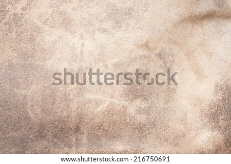 leather surface - stock photo
