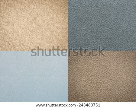 Leather Texture Mixed