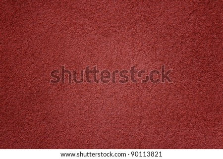 leather texture red - stock photo