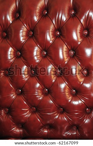 leather upholstery texture - stock photo