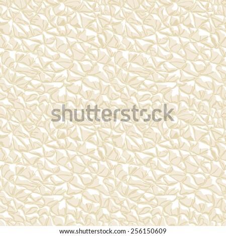 Leather white seamless texture.  - stock photo