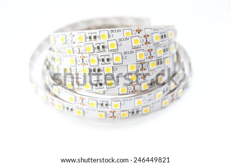 LED - stock photo