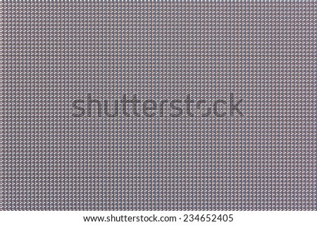 LED screen texture - stock photo