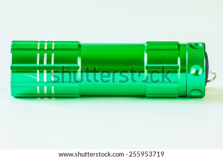 LED Torch - stock photo