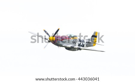P-51 Mustang Stock Images, Royalty-Free Images & Vectors ...