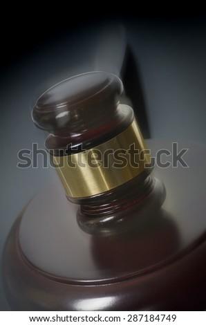 Legal law winning sale auction concept image - stock photo