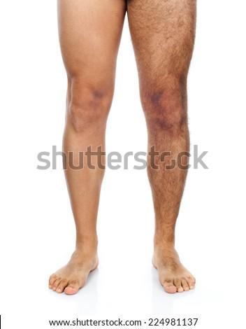 leg man pic shaved