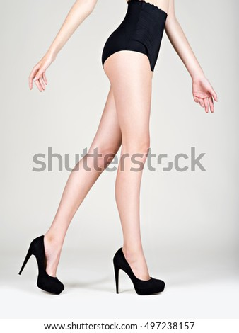 Thong bikini mature older woman