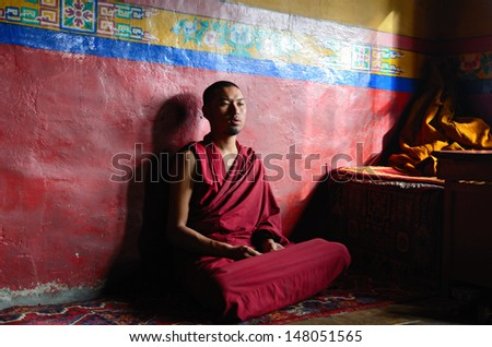 Tibetan Buddhism Stock Images, Royalty-Free Images ...