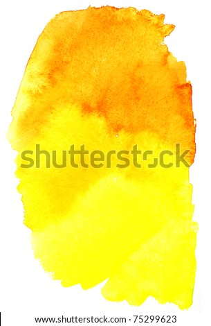 Lemon and orange background - stock photo