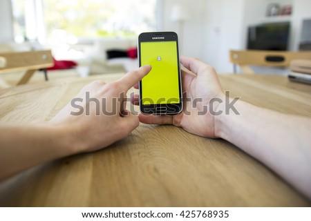 snapchat stock photos royaltyfree images amp vectors