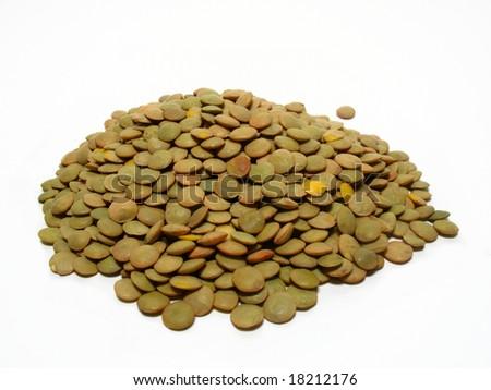 Lentils - stock photo