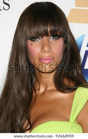 Leona Lewis  at the Clive Davis Pre-Grammy Awards Party, Beverly Hilton Hotel, Beverly Hills, CA. 02-12-11