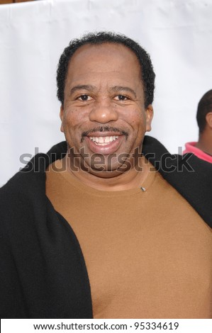 "Leslie David Baker at the world premiere of ""Evan Almighty"" at the Gibson Amphitheatre, Universal Studios, Hollywood. June 10, 2007  Los Angeles, CA Picture: Paul Smith / Featureflash"
