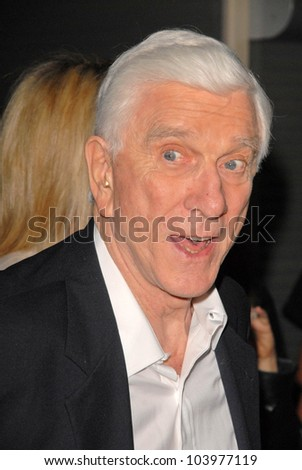 "Leslie Nielsen at the Los Angeles Premiere of ""Stan Helsing,"" Arclight Theater, Hollywood, CA. 10-20-09"