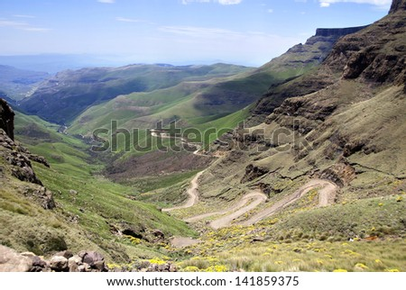 Lesotho stock images royalty free images vectors shutterstock lesotho officially the kingdom of lesotho is a landlocked country and enclave surrounded sciox Images