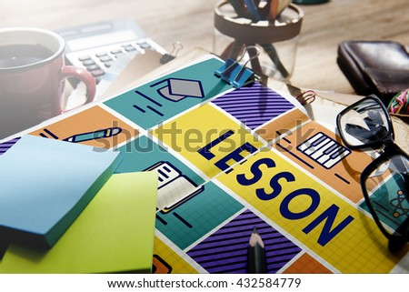 Lesson Class Education Study Teaching Concept