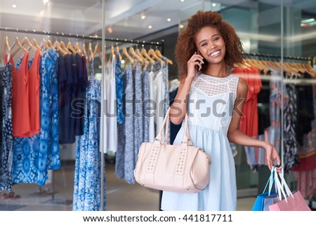 Let's meet up and get shopping - stock photo