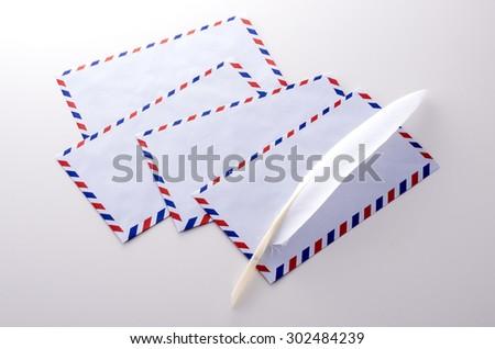 letter, - stock photo