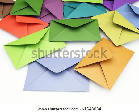 letter - stock photo