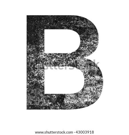 letter b alphabet symbol letter b designs