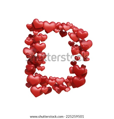 S Alphabet In Heart Pictures Images amp Photos  Photobucket