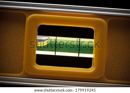 Level - stock photo