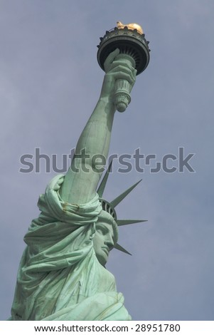 Liberty Statue - Particular - Others in my gallery - stock photo
