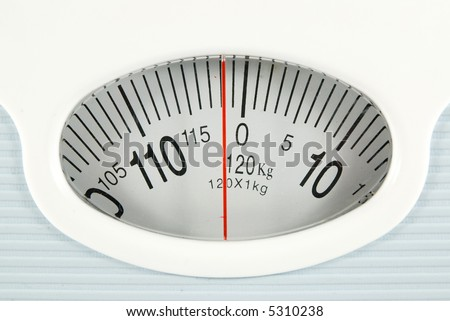 Libras's scale - stock photo