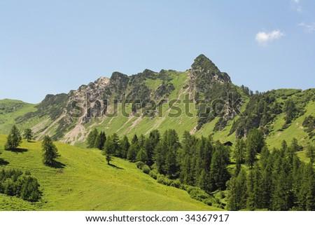Liechtenstein - stock photo