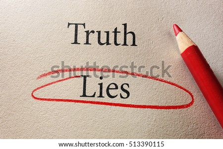 Myth Vs Reality Red Circle Pencil Stock Photo Shutterstock - Reality with pencil and paper