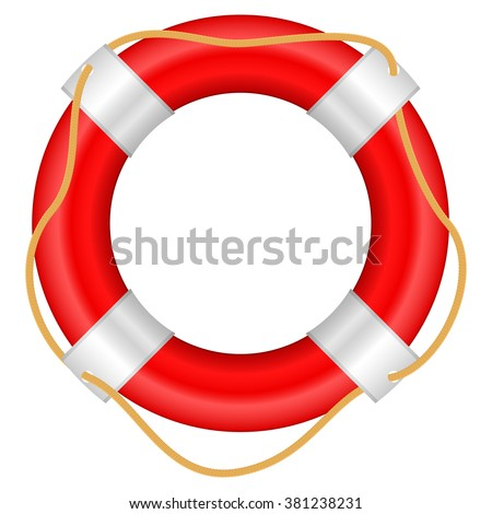 life buoy illustration.