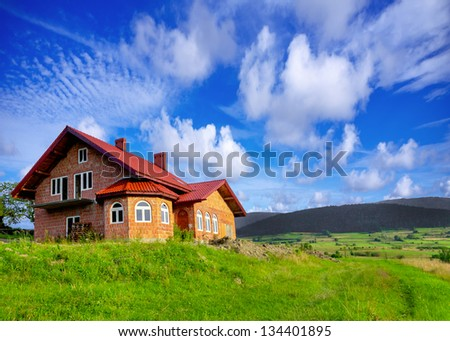 Life in paradise - stock photo