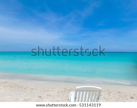 Life is beautiful, Varadero Beach, Doradas, Cuba