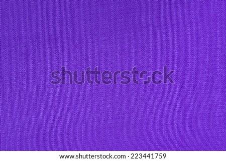 Life size of purple chiffon texture detail - stock photo