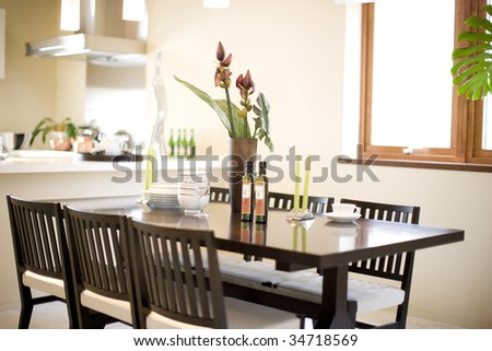 LIFE STYLE-a cozy living room - stock photo