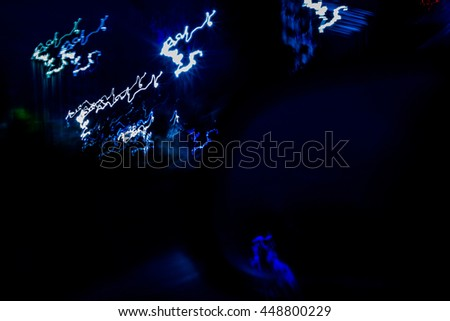light abstract 32 - stock photo