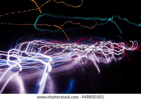 light abstract 27 - stock photo