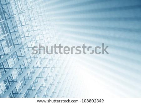 Light Arrays - stock photo