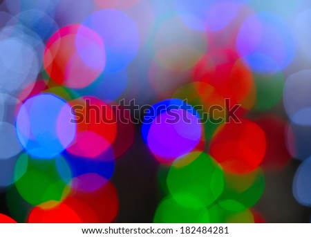 light background - colorful