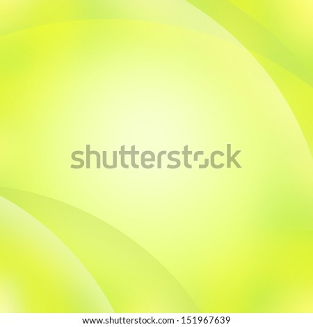 Light background green abstract - stock photo