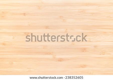 Light Bamboo Wood Texture - stock photo