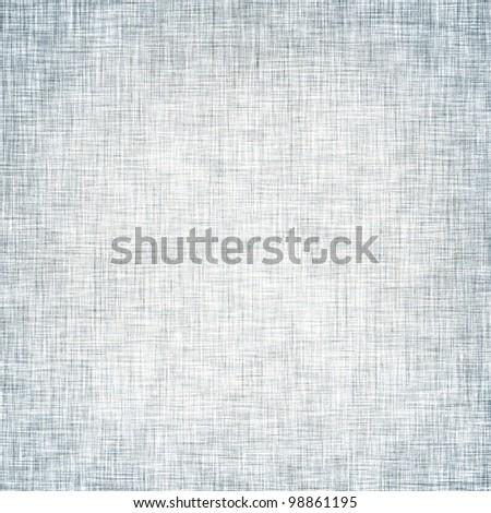 light blue canvas texture, background - stock photo