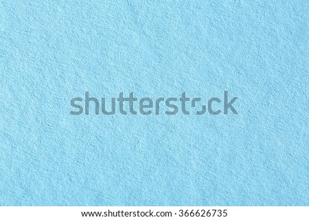 Light blue color. Paper texture. - stock photo