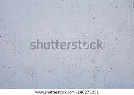 Light Blue Concrete Background - stock photo